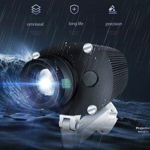 Image 5 - Proiettore di testa per porta interna a Led Hd personalizzato proiettore di proiezione di immagini pubblicitarie rotanti impermeabili per esterni proiettore con Logo Gobo