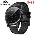 Makibes M361 независимых 4G часы с функцией телефонного звонка 1,61
