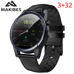 Makibes M361 independant 4G bellen Klok 1.61