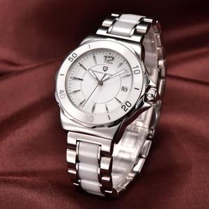 Image 4 - Pagani Design Ladies High Quality Ceramic Bracelet Women Watch Famous Luxury Brand Fashion Womens Watches for Women