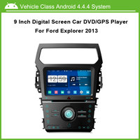 Android Car DVD Player For Ford Explorer 2012 2013 GPS Navigation Multi touch Capacitive screen,1024*600 high resolution