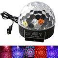 СВЕТОДИОДНЫЕ Этап Лампы 20 Вт DMX512 Этап Диско Освещения Цифровой СВЕТОДИОДНЫЙ RGB Кристалл Magic Ball Световой эффект
