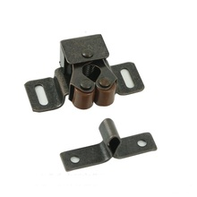 Door Stop Closer Stoppers Damper Buffer Magnet Cabinet Catches With Screws For Wardrobe Hardware Furniture Fittings цены