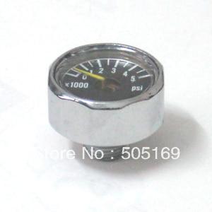 pcp airsoft бояу жабдығы 5000psi Paintball Micro Gauge - Ату - фото 5