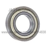 6206 ZZ Ball Bearing Sizes 30x62x16 Shielded Bearings Supplies