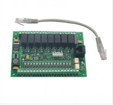 Mach3 USB CNC Modbus E-Cut Expansion Card Breakout Interface Board for cnc Engraving Machine bella aurora антивозрастной укрепляющий крем для лица spf 15 50 мл