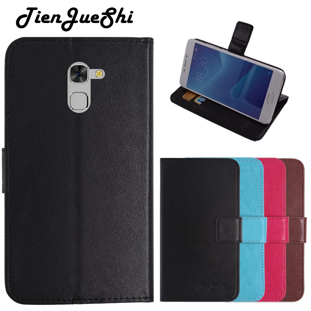 TienJueShi Flip Book Design Protect Leather Cover Shell Wallet Etui Skin Case For iLA S1 5.5 inch
