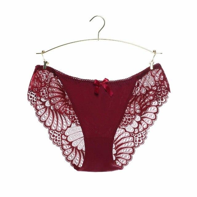 5c9e8ae910c ... Size Hot Underwear Women Panties Briefs for Female hipster Underpant  Sexy Lingerie Lace Cotton String Big XXXL. Previous. Next