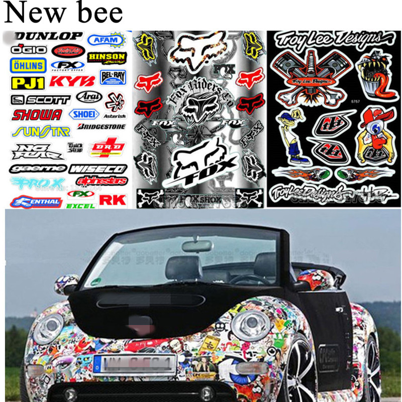 skull  2 head yamaha  sticker vinyl decal for car and others FINISH GLOSSY