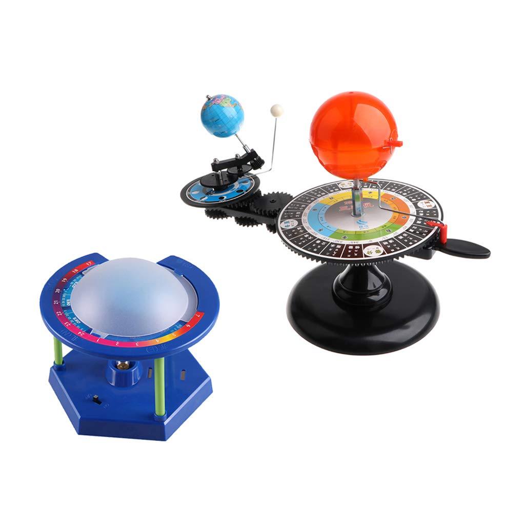 Système solaire soleil terre lune modèle Orbital + étoile Constellation projecteur astronomie Science apprentissage jouets éducatifs cadeau