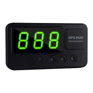 Digital Car GPS Speedometer C6