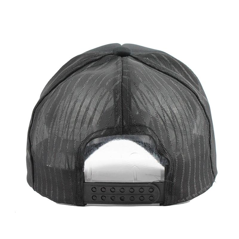 [FLB] 2017 Hip Hop estampado de leopardo negro gorros de béisbol - Accesorios para la ropa - foto 4
