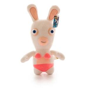 Игрушки Rayman Raving Rabbids Rayman, плюшевые игрушки Rayman rawing Rabbids для детей, мягкие игрушки для девочек в подарок, 25 см
