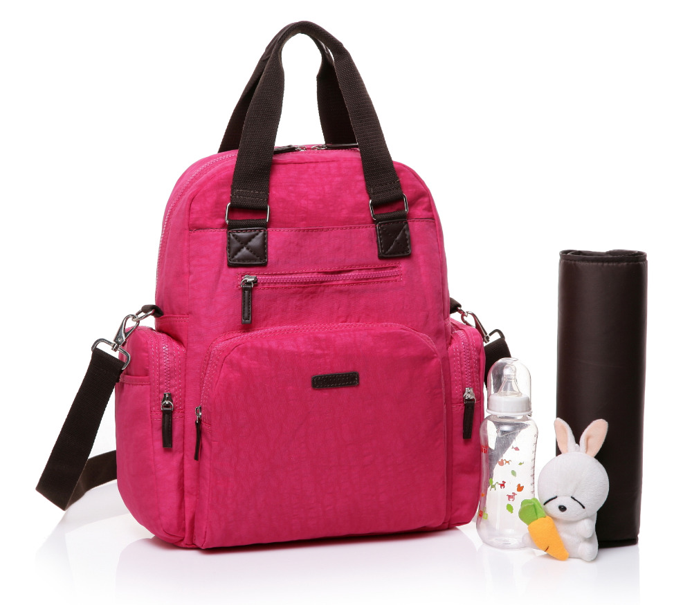 COLORLAND Diaper Bags Backpack Large Capacity Multifunctional Mummy Nappy Bag Baby Mommy Maternity Bag Babies Care Product qimiaobaobei large capacity multifunctional mummy backpack nappy bag baby diaper bags mommy maternity bag babies care product