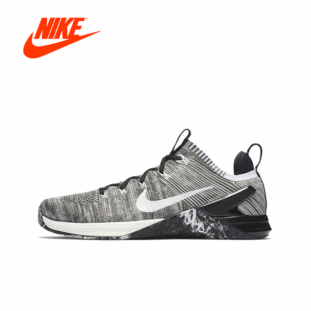 Original New Arrival Authentic NIKE METCON DSX FLYKNIT 2 Mens Skateboarding Shoes  Sneakers Classique Comfortable Breathable
