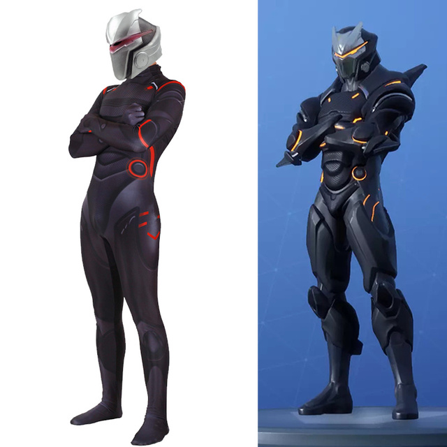 Kid/adult Game Battle Royale Omega Oblivion Cosplay Costume Zentai Jumpsuit Party Bodysuit Spandex Halloween Mask