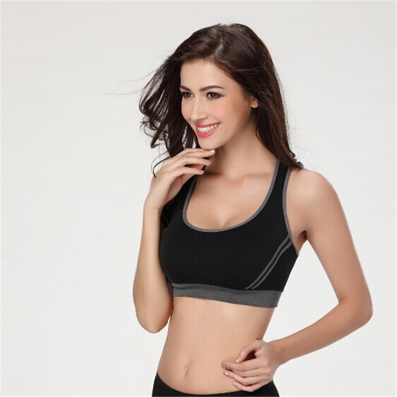 Super Promotion!Professional Sexy Women Casual Seamless Padded Bra ...