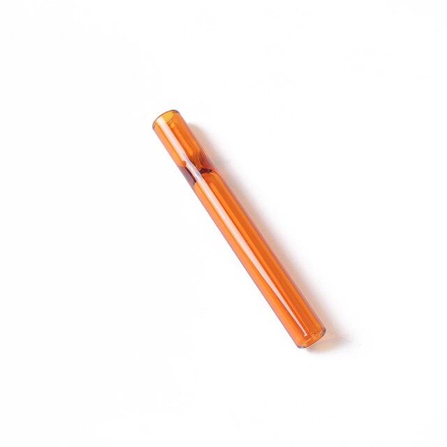 10 см стеклянные курительные трубки, курительная трубка, курительная бумага, травяная хеш-сигарета, Классическая Труба для воды, барботер