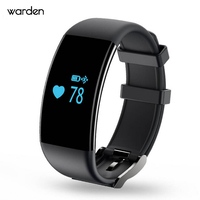 Heart Rate Monitor Smart Wrist Band Swimming Sport Smart Watch Call Reminder Pedometer Bracelet Smartwatch For