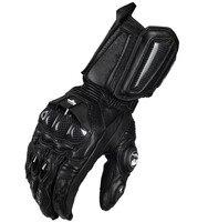 Moto guanti protettivi guanti afs10 da uomo locomotiva guanti in pelle moto da corsa attraversano guanti paese