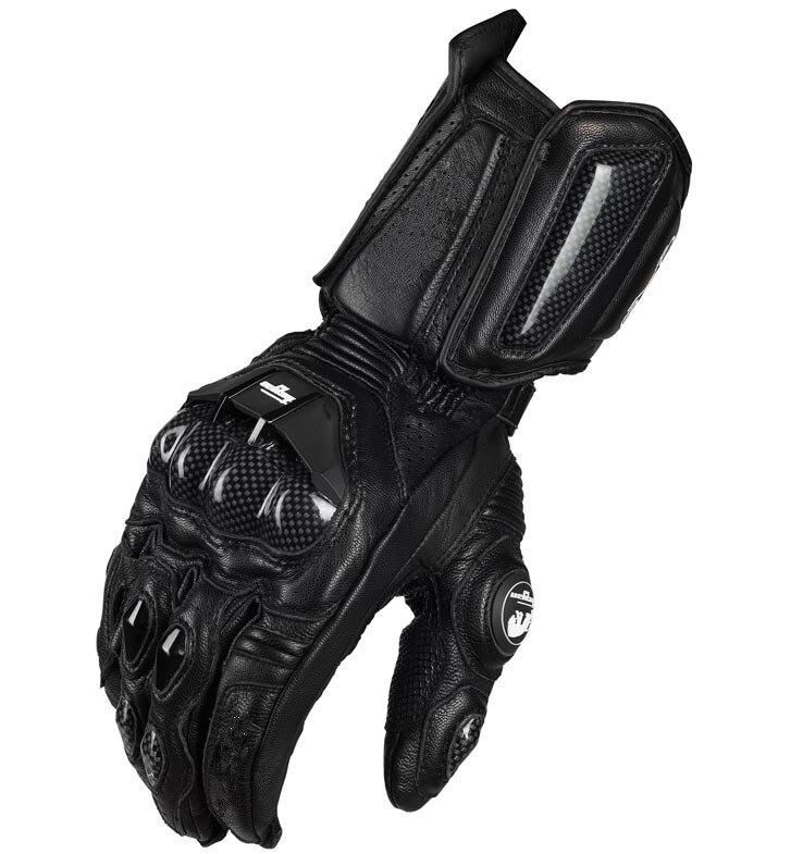 Moto rcycle защитный Перчатки AFS10 Перчатки Для мужчин локомотив кожа Перчатки moto Гонки Беговые Перчатки