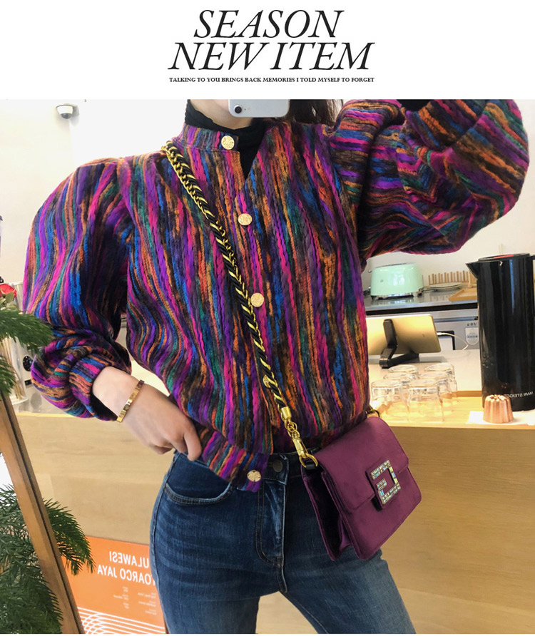 HTB1X9khLgHqK1RjSZJnq6zNLpXao Runway Designer Chromatic Cashmere Women Jacket Coat 2019 Spring Single Breasted Long Sleeve Casual Slim Outerwear