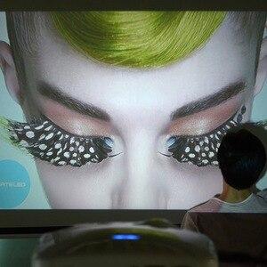Image 4 - Projecteur LED CRENOVA XPE498, Android 7.1.2 OS, projecteur Android 3200 Lumens avec WIFI Bluetooth cinéma maison cinéma projecteur
