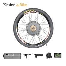 PASION E Bike Kit 48V 1000W Motor Electric Bicycle Conversion kit Rear