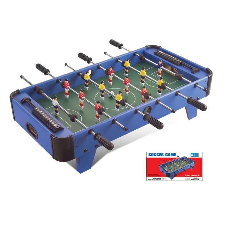 Children table football  game ball machine toys hot sell desktop manual indoor football machine parent child sports interactive toys table ball game machine