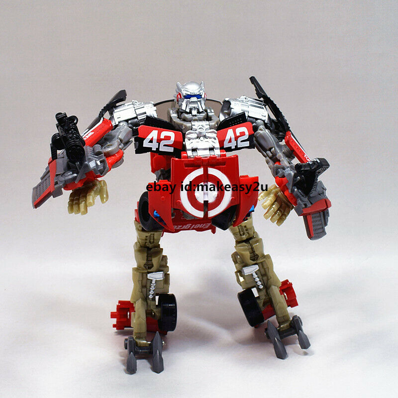 THF Transformers Dark of The Moon Deluxe Leadfoot Action Figure Toy New in Box