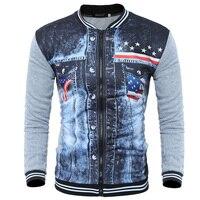 2018 New Men S Hoodies Zipper Design Mens Jacket Coat Stand Collar High Quality Men Winter