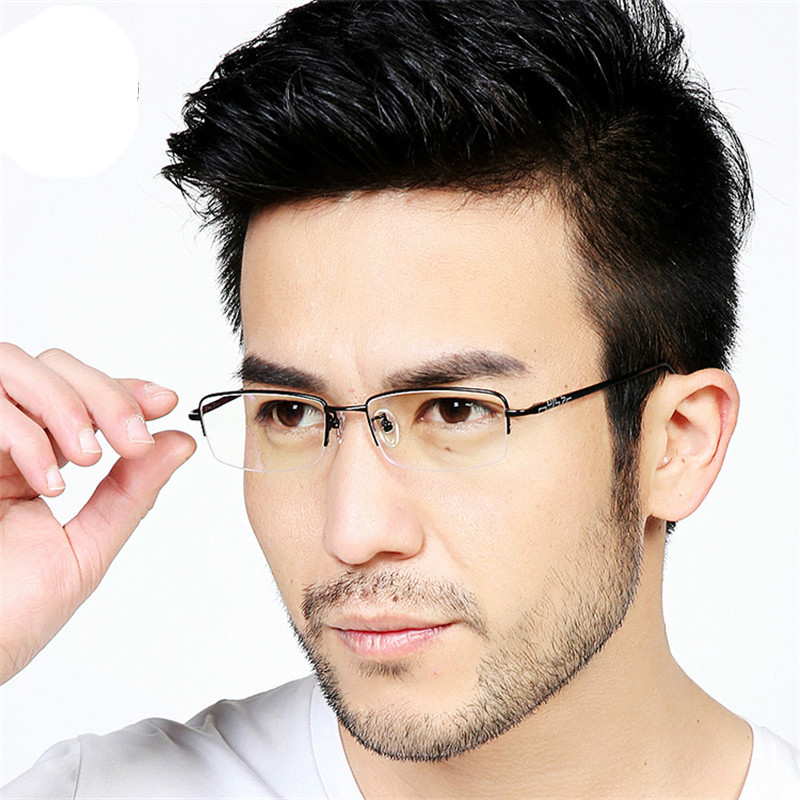 get cheap semi rimless eyeglasses aliexpress alibaba