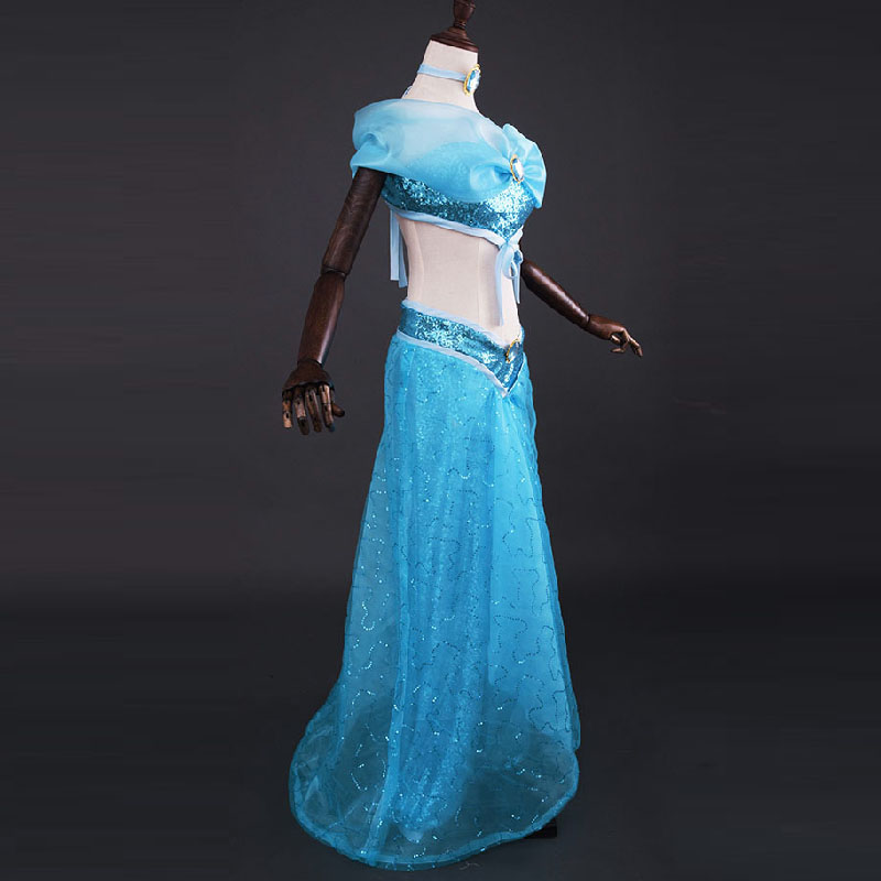 princess jasmine costume adults sexy Ball Gowns halloween costumes ...