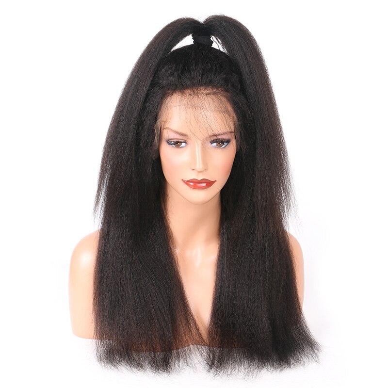 kinky straight human hair wigs (6)