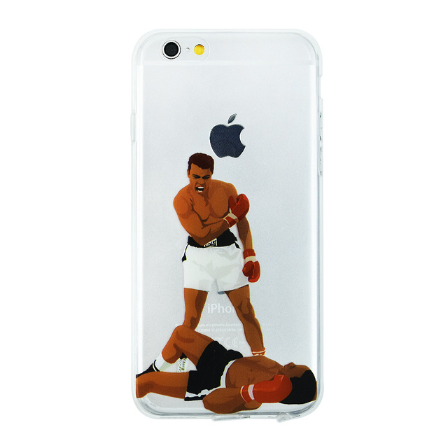 Football Movement Transparent case for iphone
