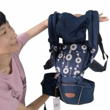 Baby Carriers Hipseat Baby 360 Backpack Wrap Sling Toddler Carrier For Newborn Carrying Child Slings For Babies