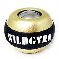 Gyroscope Ball Wrist Power Ball Metal Forear Arm Muscle Relax Exerciser Strengthener Rotor Gym Hand Exerciser Gyro Ball