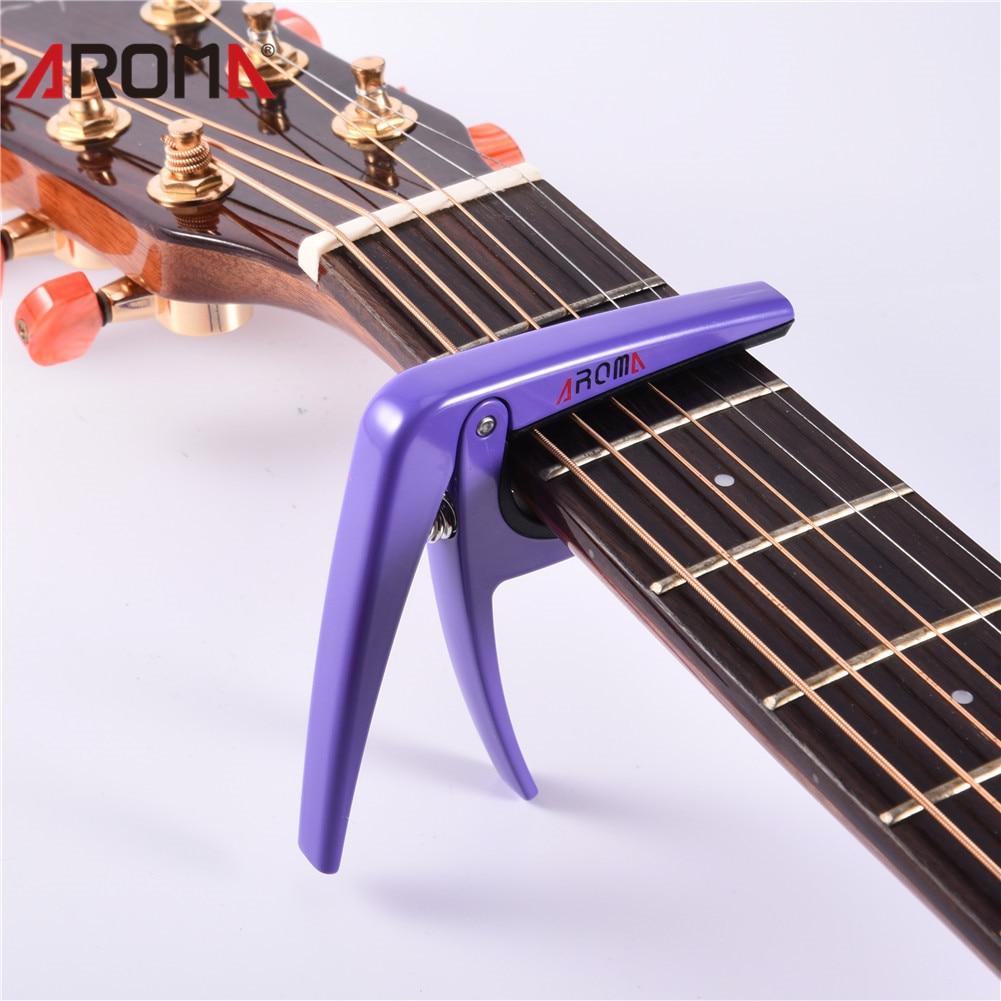 Incինկ կիթառի կապո հոլովակ AROMA AC-01 Plying-up - Երաժշտական գործիքներ - Լուսանկար 4