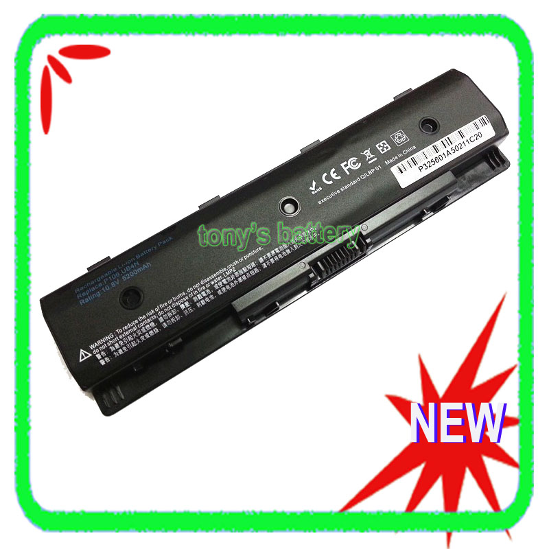 6Cell New Battery for HP Envy 14 15 17 TouchSmart M7 M7t m7z HSTNN-LB4N HSTNN-UB4N HSTNN-YB4N 710417-001 710416-001 PI06 p106 battery for hp pavillion 15 envy 15 spare hstnn lb4n hstnn lb4o hstnn ub4n hstnn ub4n