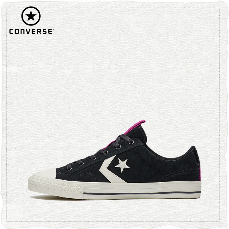 Converse STAR PLAYER CONS Series autumn and Winter style Skateboarding Shoes plush leather keep warm unisex sneakers #162568CConverse STAR PLAYER CONS Series autumn and Winter style Skateboarding Shoes plush leather keep warm unisex sneakers #162568C