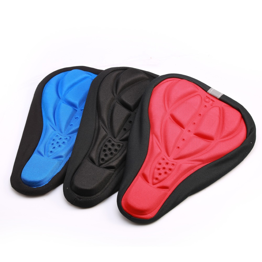 Soft Bicycle Cushion Bike Seat Cushions Seat Safety Pads Cool Bike Front Seat Mat Bicycle Accessories ZXCZDT
