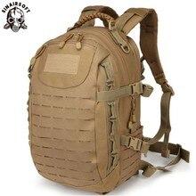 Military Tactical Backpack 25L 15 Inch Rucksack Fishing Camping Bag