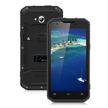 Original Vphone NO.1 M3 IP68 Waterproof MTK6735 Quad Core Android 5.1 Smartphone 5.0″ 2G RAM 16G ROM 13MP 4500mAh Cellphone