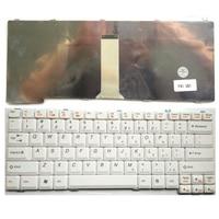 US White New English Laptop Keyboard For Lenovo C465L V350 V450 V100 V200 V300 V550A Y530 K43G G230 G42 3000C N200 3000G