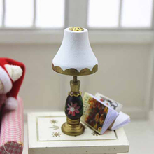 1PC 1:12 Dollhouse Miniature Ceiling Lamp Dollhouse Furniture Toy Doll