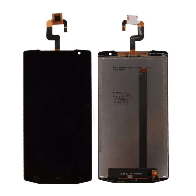 Original For Oukitel K10000 LCD Display and Touch Screen Digitizer Assembly Free shipping