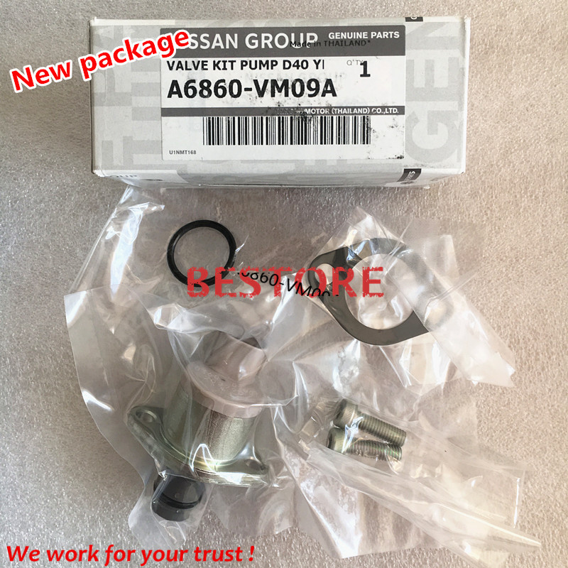 Genuine and new overhaul kits 294200-0360 294009-0250 for 1460A037, A6860-VM09A For D40 Suction IN STOCK ! new scv valve 294009 0260 2940090260 dcrs300260 for john deere re560091