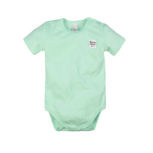 Боди BOSSA NOVA с коротким рукавом 'Basic' для мальчиков и девочек
