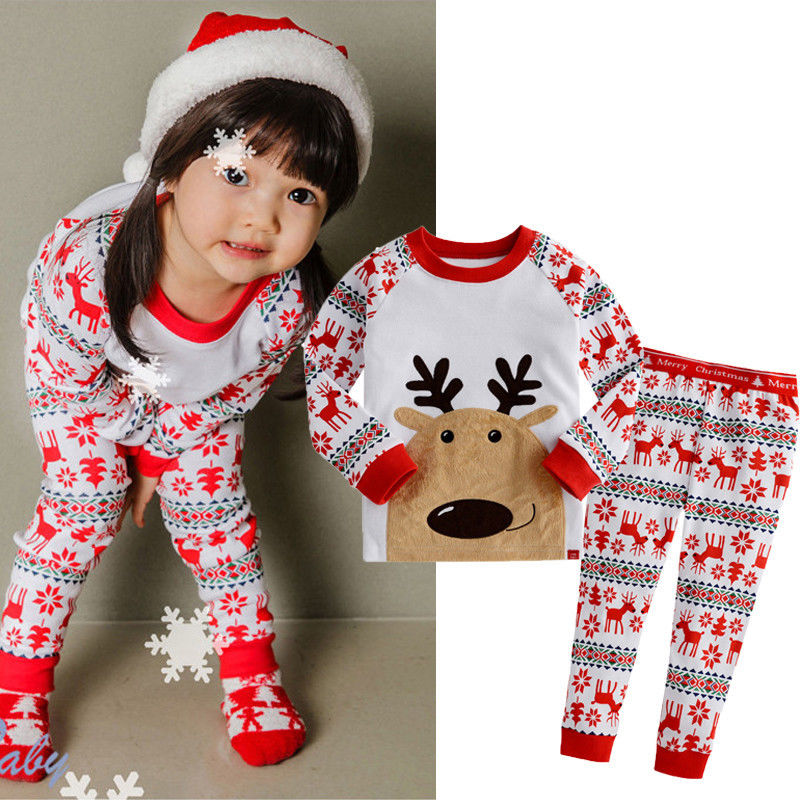 Compare Prices on Girls Christmas Pyjamas- Online Shopping/Buy Low ...