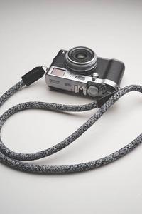 Image 3 - כנה ARTISAN שני צבע טיפוס חבל מצלמה חגורת מצלמה רצועת מצלמה כתף קלע חגורה רצועת כתף בסדר
